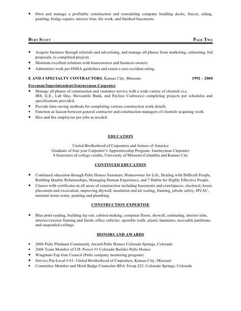 burts resume 1