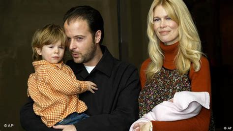 claudia schiffer and family claudia schiffer 30 years as a supermodel careers