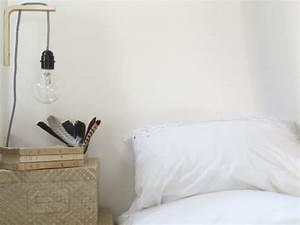 Fabriquer Une Lampe De Chevet : comment faire une lampe de chevet maison design ~ Zukunftsfamilie.com Idées de Décoration
