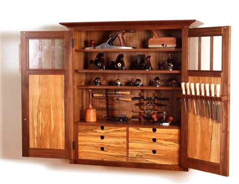 Wooden Tool Storage Cabinet Plans by Dreaming About Tool Cabinets Mcglynn On