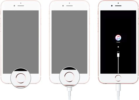 how to restore iphone without itunes in recovery mode dfu recovery mode ifix electronics