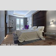 Free 3d Model  Hotel Room  Archicollections