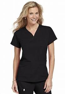 Greys Anatomy 3-pocket empire v-neck scrub top. | Day in ...