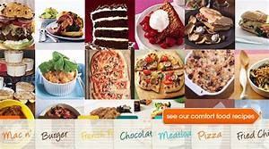Healthy Comfort Food Recipes and Indulgent Special ...