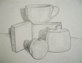 How to Draw Still Life Drawings