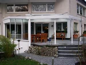 terrassendacher pieper profilbau in herne With terrassendächer
