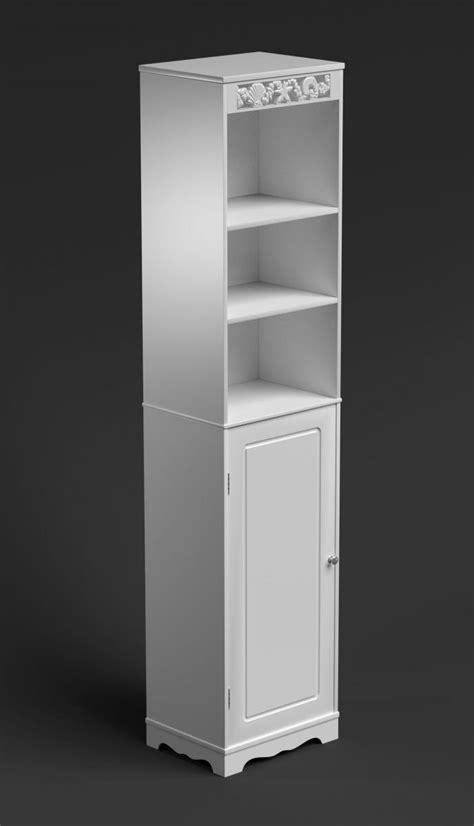 slim bathroom storage cabinet white tall bathroom cabinet narrow cupboard slim storage