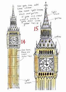 How To Draw U2026 Big Ben