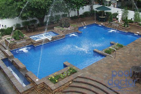 Pool Design by Geometric Pools Pool Doctor
