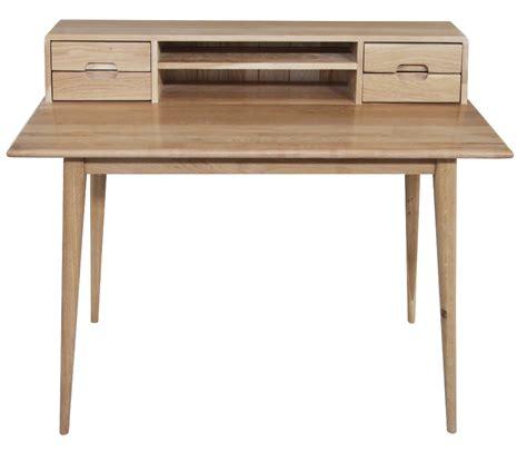 unfinished oak writing desk sinoah solid oak writing desk j90 range buy writing desk