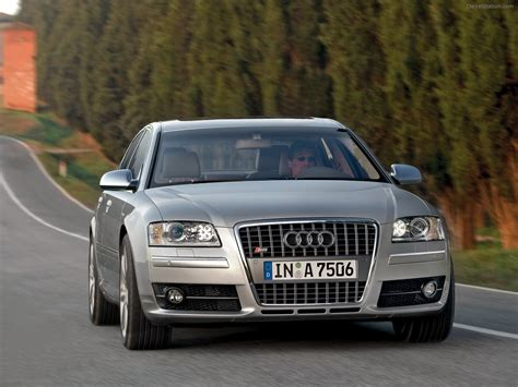 Audi S8 2005 Exotic Car Photo 017 Of 66 Diesel Station
