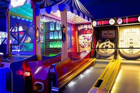 Attractions | Video Arcade | Skatetown Hysteria
