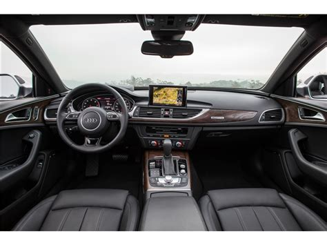Audi A6 2017 Interior by Audi A6 Prices Reviews And Pictures U S News World