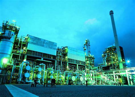 industrial plant - LOC Industries