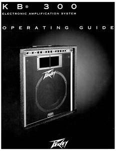Download Free Pdf For Peavey Kb 300 Amp Manual