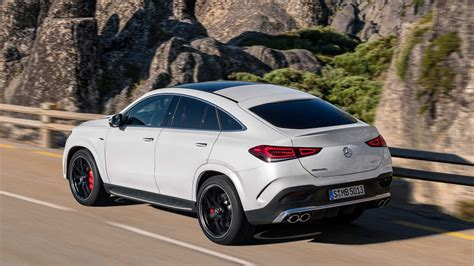 The performance numbers are robust, to say the least, and it's packed full of tech as you'd expect, so. 2021 Mercedes GLE Coupe, AMG GLE 53 Debut Updated Design And Tech