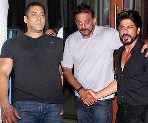 Not Salman Khan, Shah Rukh Khan is Sanjay Dutt's new BFF ...