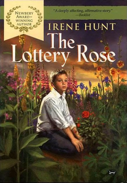 lottery rose irene hunt amazon books summary georgie way long barnes noble goodreads story miniver mrs front read paperback yearling