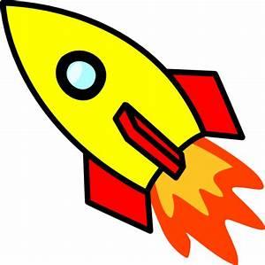 Rocket Clip Art at Clker.com - vector clip art online ...
