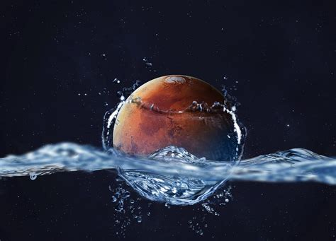 How Did All the Liquid Water on Mars Disappear?
