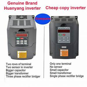 2 2kw 220v Variable Frequency Drive Inverter Vfd 3hp 10a 607885242046