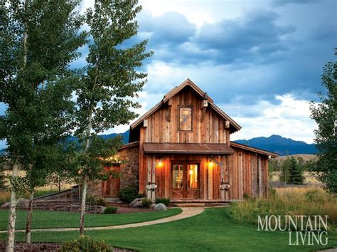 Rustic Homes 25 Best Ideas About Rustic Barn Homes On