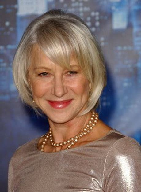 youthful hairstyles  older women