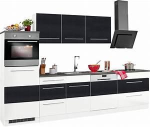 Küchenzeile 300 Cm Ohne Geräte : held m bel k chenzeile ohne e ger te trient breite 300 cm k che ~ Bigdaddyawards.com Haus und Dekorationen