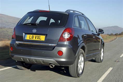 Vauxhall Antara Volkswagen Tiguan Vs Rivals Auto Express