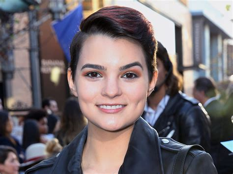 Brianna Hildebrand On Deadpool New Teen Lesbian Drama First Girl I Loved And Coming Out As Gay