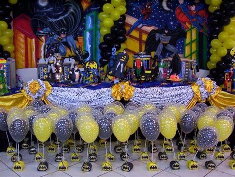 14 Batman Birthday Party Ideas To Plan A Perfect Batman