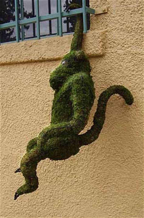 Monkey Topiary  Topiary Sculptures & Garden Gates