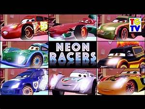 Final Races to Cars Lightning McQueen