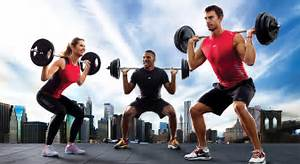 Les Mills Group Fitness - BODYPUMP® Sports Fitness