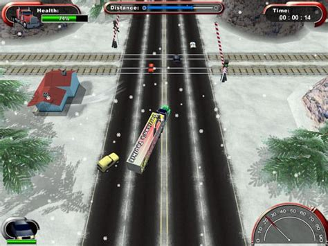 Mad Truckers Pc Screenshot 2