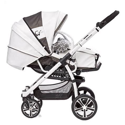 kinderwagen mit aufsatz für 2 gesslein f4 air kinderwagen babyartikelcheck