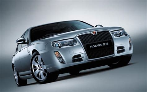 Roewe 750 development story - how the Rover 75 was shipped ...