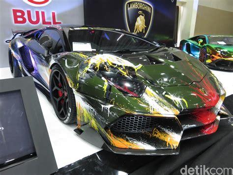 Modifikasi Lamborghini Huracan by Mobil Modifikasi Pilihan Detikcom