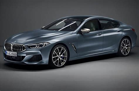 Bmw 8 Series Coupe by Bmw 8 Series Gran Coupe Internationally Revealed Launch