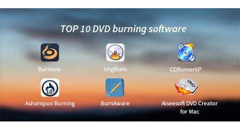 Best Cd Burner For Mac Dvd Burner 10 Best Dvd Burner Software For Windows Mac