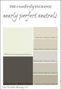 home interior color palettes readers 39 favorite paint colors color palette monday