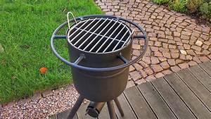 Feuerstelle Aus Gasflasche : 2 in 1 feuertonne und grill selber bauen diy youtube ~ Whattoseeinmadrid.com Haus und Dekorationen