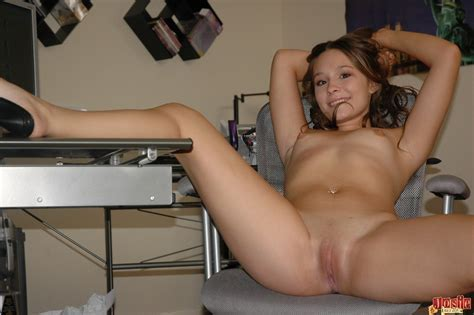 Petite Teen Angel Josie Stripping Before Toying Her Pussy