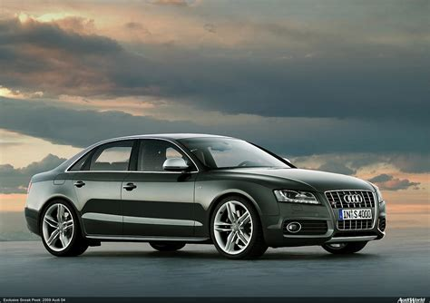 Wallpaper A4 by Wallpapers Audi A4