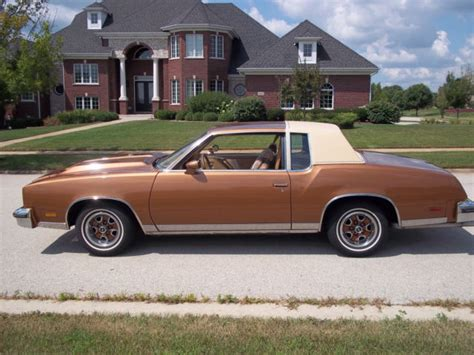 1979 Olds Cutlass Supreme For Sale