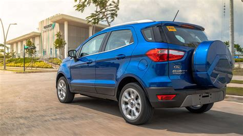 2019 Ford Ecosport by Does The 2019 Ford Ecosport Still Feel Underpowered