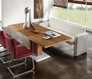 Contemporary sofa dining tables - Wharfside Contemporary