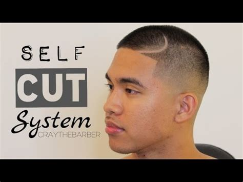 cut system mid bald fade nas part cut