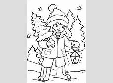 Omalovánky k vytisknutí Svátky Vánoce