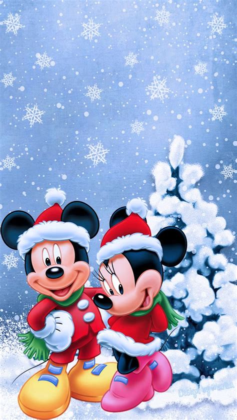 Christmas tree fireplace animated wallpaper. 48+ Disney Christmas Phone Wallpapers on WallpaperSafari